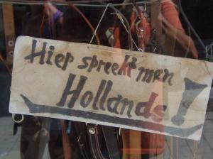 Meest slordige winkel van Ohrid - Macedonië