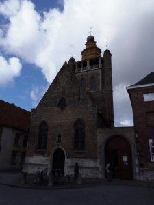 Jeruzalemkerk in Brugge