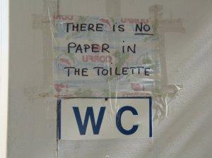 Een gewaarschuwd man of vrouw...